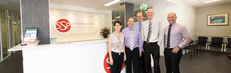 Shanahan Swaffield Partners - Accountants Sydney