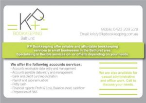 KP Bookkeeping - Accountants Sydney