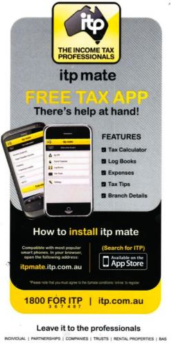 ITPThe Income Tax Professionals - Accountants Sydney
